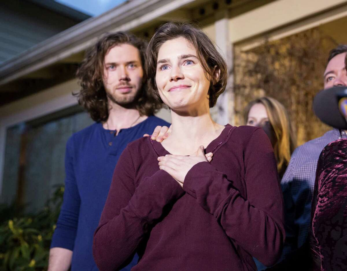 Amanda Knox (documentary)Available in SeptemberThe story of an American woman who spent almost four years in an Italian prison following the 2007 murder of Meredith Kercher.