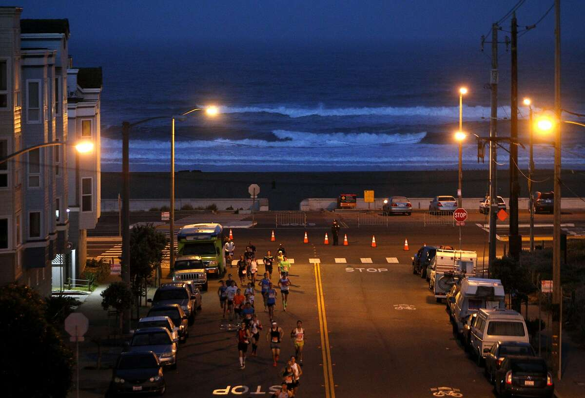 It's hard to beat the raw beauty of the Pacific Ocean. While San Francisco offers plenty of postcard views, the one at the end of Balboa Street, near the intersection of Great Highway, is hard to beat. The end of Balboa drops you off at Ocean Beach.