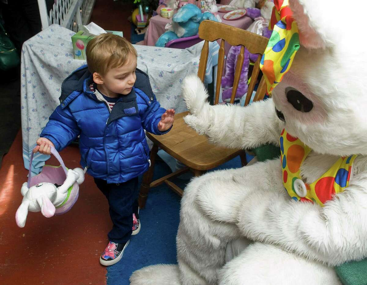 Danbury Railway Museum Easter Bunny Trains Date: April 13, 14, 19, 20 Where: Danbury Railway Museum More Info