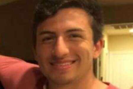 Police are searching for Eloi Vasquez, 19, a student at UC Berkeley, who was last seen around 1:30 a.m. Saturday, March 28, 2015, in the 600 block of West 28th Street in Los Angeles attending a party with his friends.