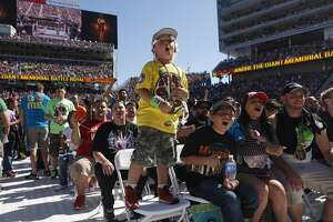 WrestleMania gives Levi's Stadium pre-Super Bowl test - Photo