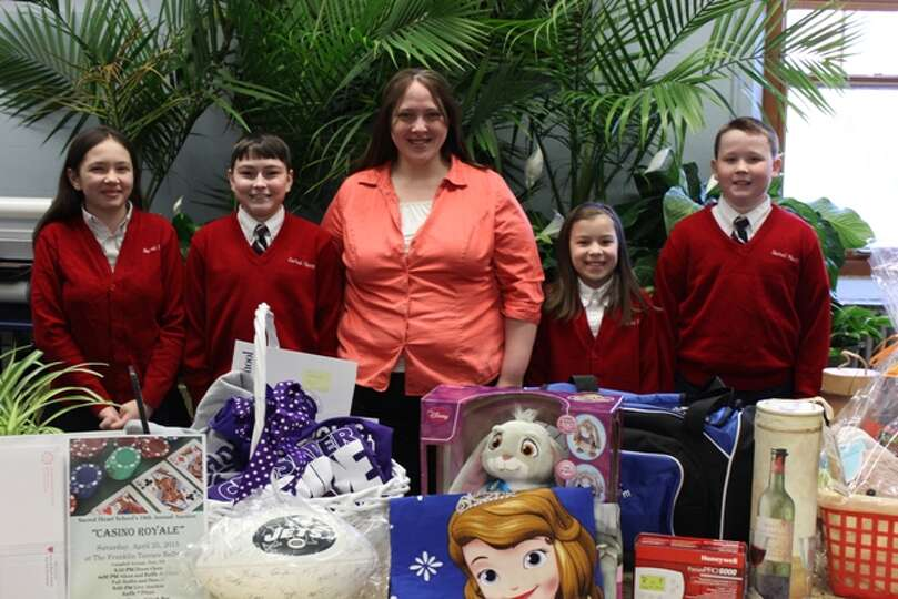 Sacred Heart School in Troy hosts the 18th annual auction,