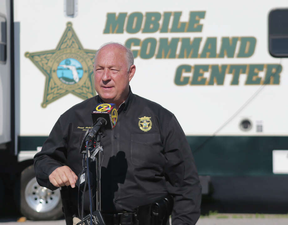 Bay County Sheriff Frank McKeithen says the shooting is what he had been trying to warn against. Photo: Heather Leiphart / Associated Press / The Panama City News Herald