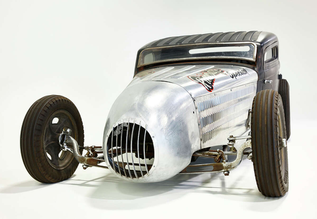 The new World of Speed museum opening outside of Portland, Ore., on April 24 will feature vintage and historically significant cars and motorcycles, including NASCAR, Indy, drag racing and toy models.