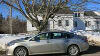 2014 Toyota Avalon — virtually the same as the 2015 model - Photo