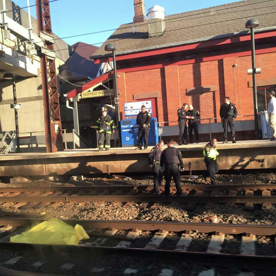 Woman struck, killed by Amtrak train - Connecticut Post