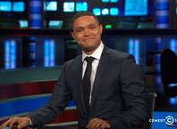 Trevor Noah appearance on The Daily Show.