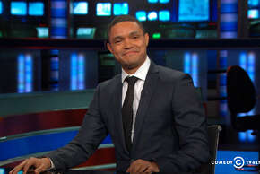 Trevor Noah appearance on The Daily Show.