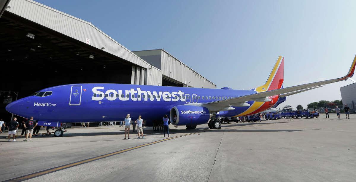 18. Southwest Airlines Headquarters: Dallas, TX