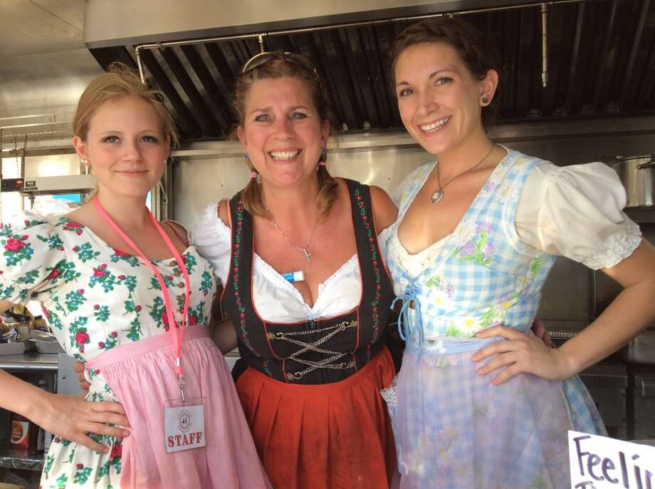 Abroad In Houston Tomball German Heritage Festival Houston Chronicle