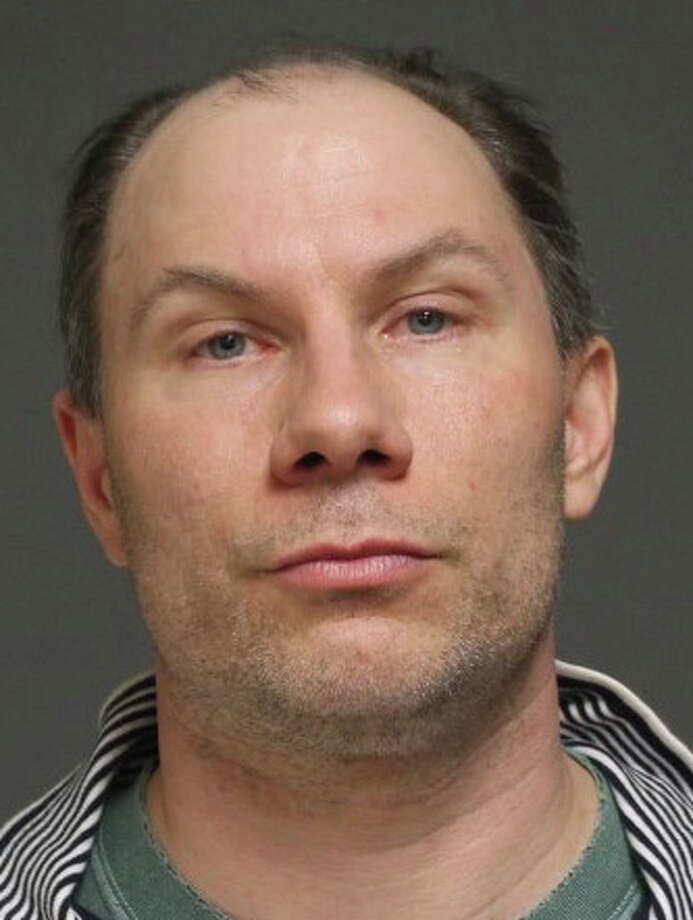 Robert G. O'Donnell, 43, of Lovers Lane, was arrested on assault charges Saturday. Photo: Contributed Photo /  Fairfield Citizen contributed