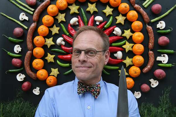 TV food celebrity Alton Brown is bringing a live show that includes music to the Palace Theater in Waterbury on Nov. 13.