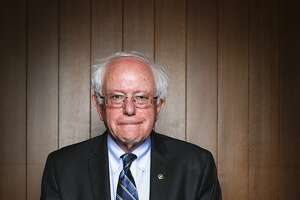 Sen. Bernie Sanders shares thoughts on presidential run - Photo