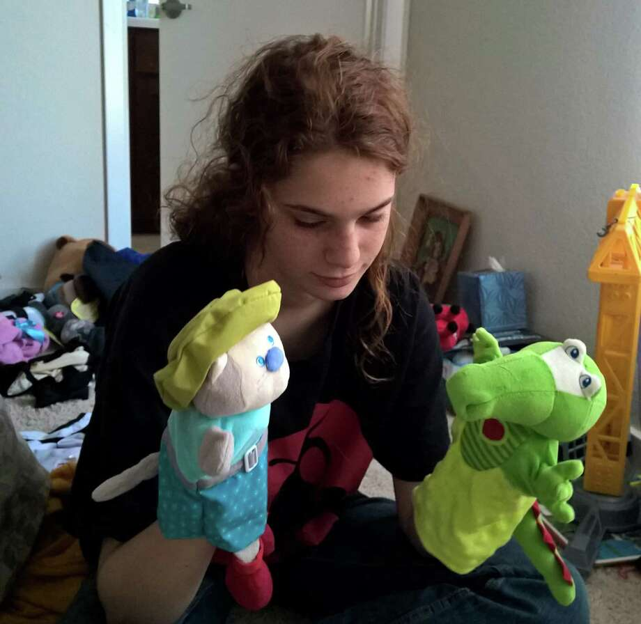 The happy HABA puppets are easy to manipulate (and wash), and they're safe for the whole family. Photo: Courtesy Photo / TNS