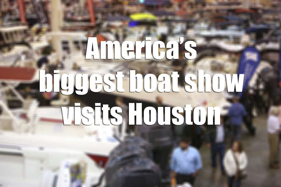 2015 Houston International Boat, Sport and Travel show at NRG Center Friday, Jan. 2, 2015, in Houston, Texas.  It is the shows 60th Anniversary and runs through January 11th. / Photo: Gary Coronado, Gary Coronado | Houston Chronicle / © 2015 Houston Chronicle