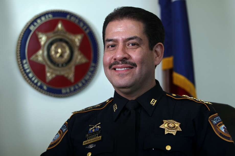 Adrian Garcia, the Harris County sheriff, had one of the highest vote counts in county history. Garcia is expected to announce today if he will run for Mayor of Houston. Photo: Mayra Beltran, Houston Chronicle
