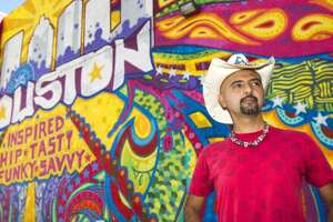 Houston 'graffiti museum' would be the first of its kind in U.S. - Photo