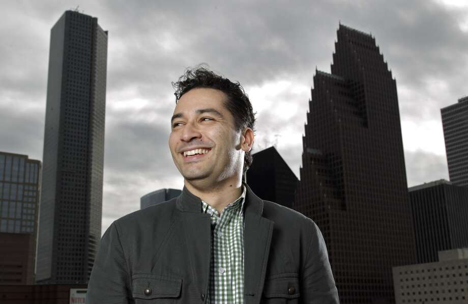 Andrés Orozco-Estradais the first Hispanic music director for the Houston Symphony. This Colombian-born musician is known for his outgoing directing style. Photo: Mayra Beltran, Houston Chronicle