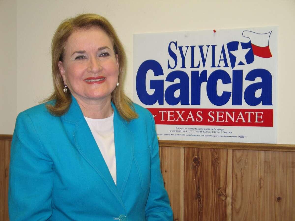 State Sen. Sylvia Garcia