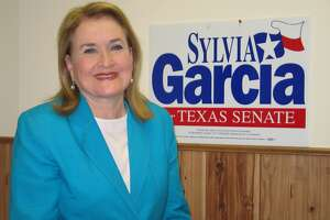 Sylvia Garcia  has been a State Senator, a former county commissioner, former judge and served as the national president of the National Association of Latino Elected Officials (NALEO).