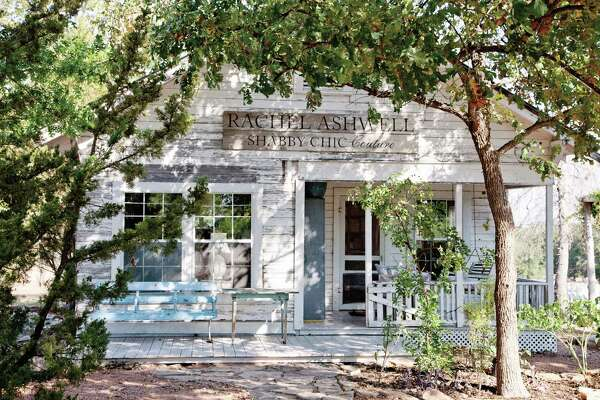 Shabby Chic designer finds a new home at Round Top antiques