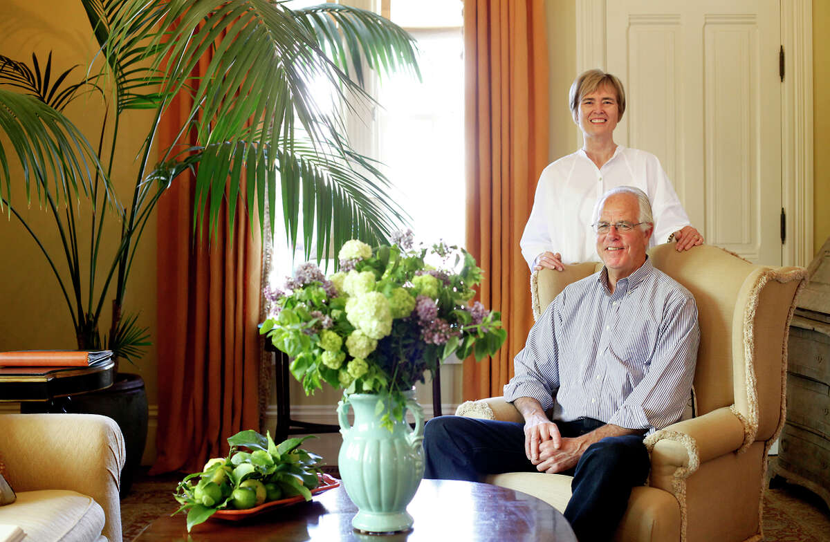 San Franciscans Lynne and Bernie Butcher, who bought the Tallman Hotel in 2003, liked the tranquillity and history of the property in Upper Lake.