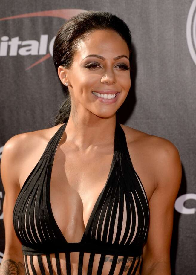 LOS ANGELES, CA - JULY 16:  Professional soccer player Sydney Leroux attends The 2014 ESPYS at Nokia Theatre L.A. Live on July 16, 2014 in Los Angeles, California.  (Photo by Jason Merritt/Getty Images) Photo: Getty Images