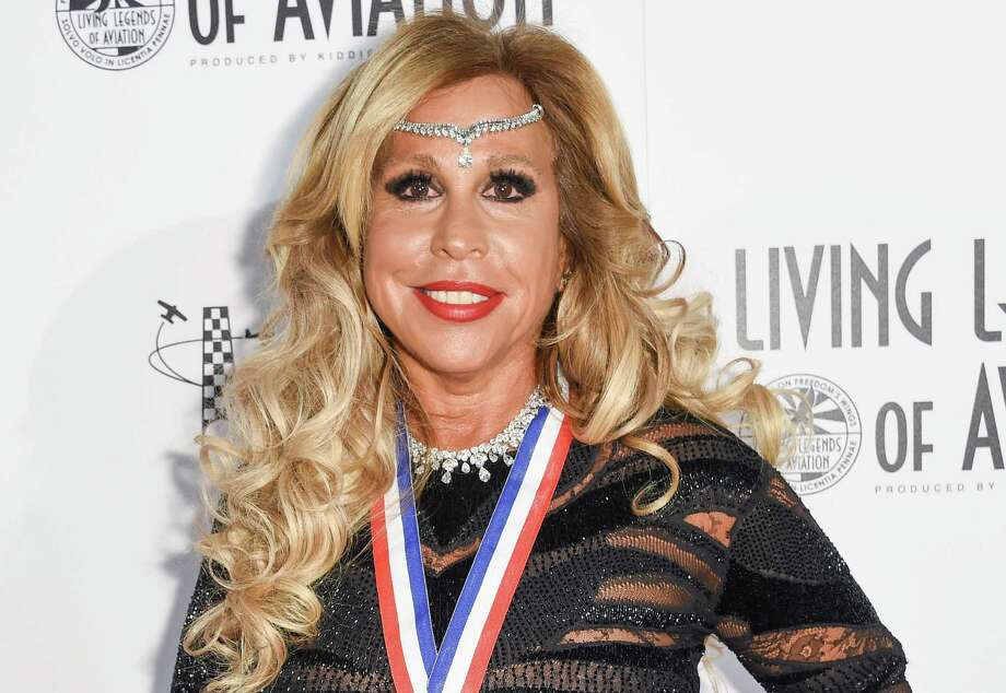 """Lynn Tilton has starred in her own reality television show, """"The Diva of Distressed."""" Photo: Rob Latour, INVL / Invision"""