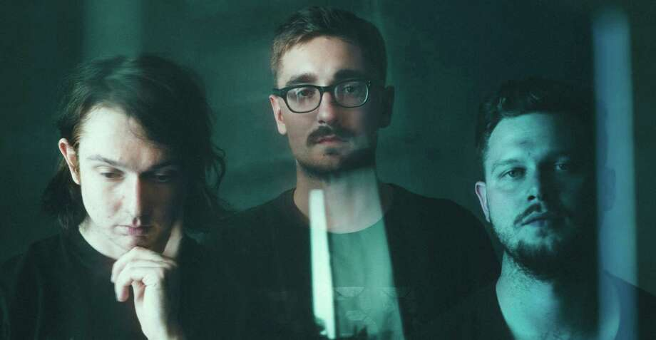 From left, drummer Thom Green, guitarist/singer Joe Newman and keyboardist Gus Unger-Hamilton are members of the English indie rock band alt-J. Photo: Marcus Haney / Marcus Haney / / ONLINE_YES