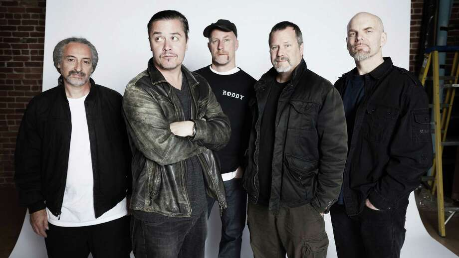 "Faith No More: Keyboard player Roddy Bottum says ""there's a real sort of classical element to what we do. ... We're not going to do something that's disposable."" Photo: Dustin Rabin / ONLINE_YES"