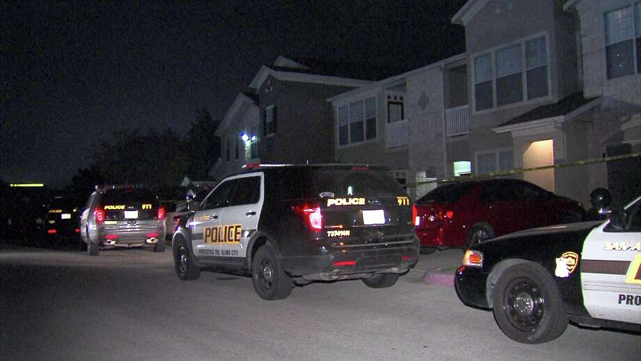 A man was hospitalized Tuesday morning after his roommate accidentally shot him in the stomach. Photo: 21 Pro Video