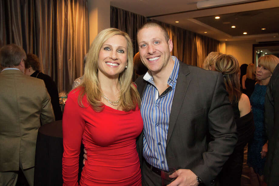 Were you Seen at the Third Annual Corks & Forks, a benefit for the local chapter of The Huntington's Disease Society of America, at Angelo's 677 Prime in Albany on Saturday, March 28, 2015? Photo: Brian Tromans