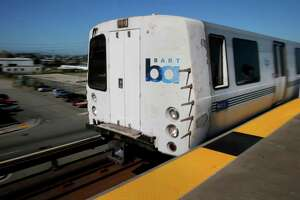 Man killed by BART train in Richmond - Photo