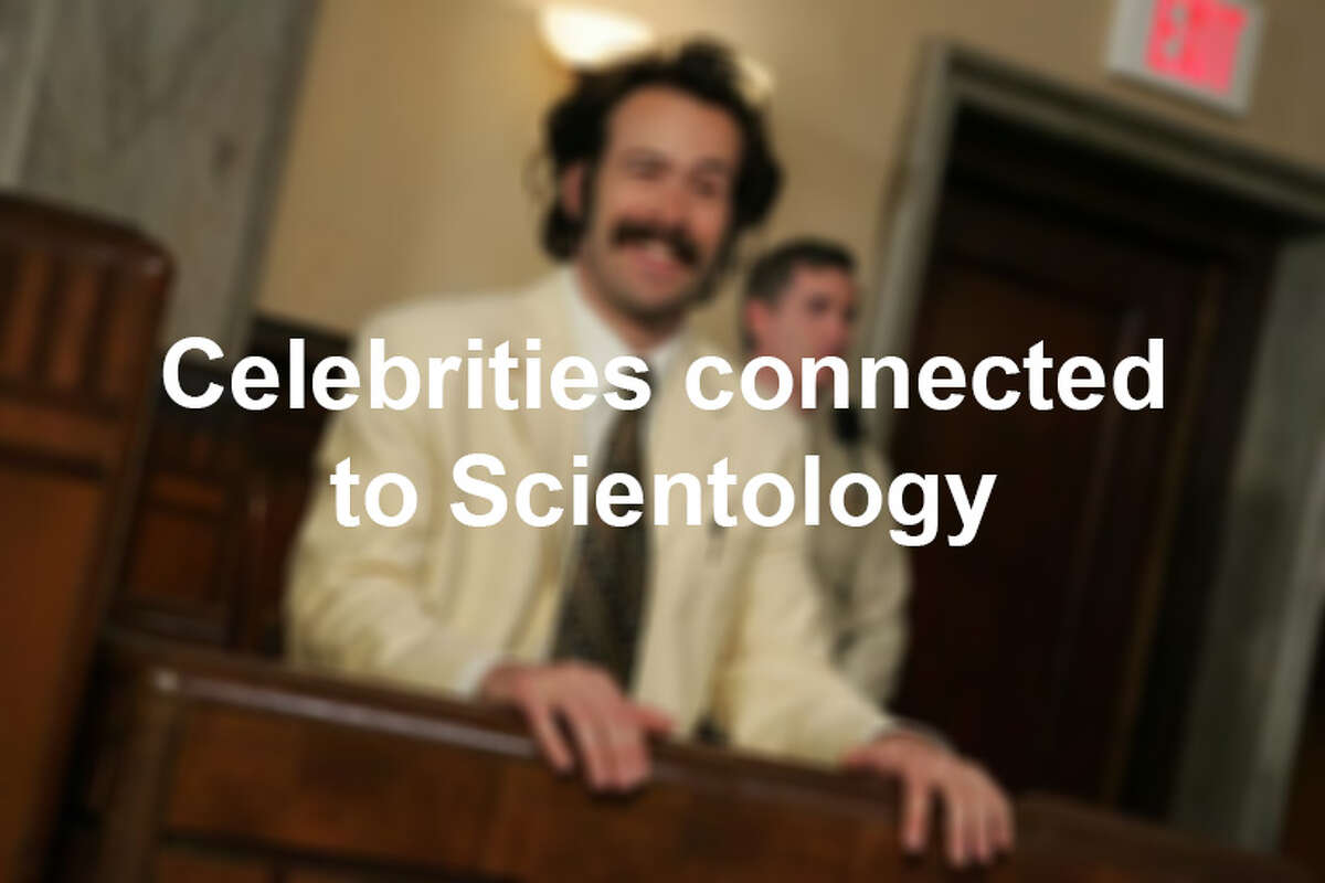 Scientology has attracted a number of famous faces beyond just Tom Cruise and John Travolta. It even has special