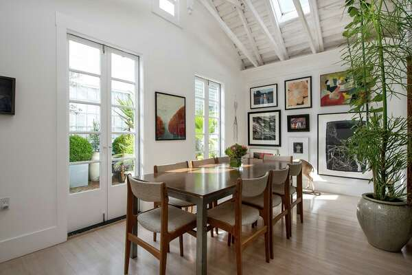 Double Height Dining Room Highlights Excelsior Cottage