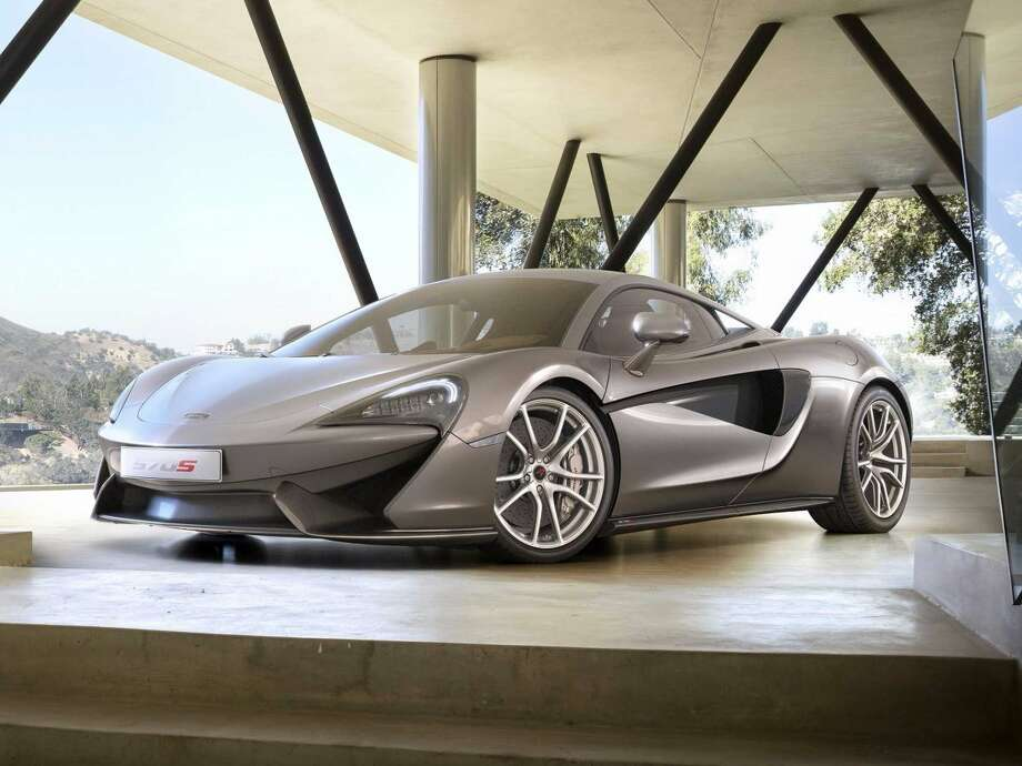 The 570S is the first car from the company's new Sports Series — and its mission is to bring in a whole new group of customers. Photo: (via Business Insider)