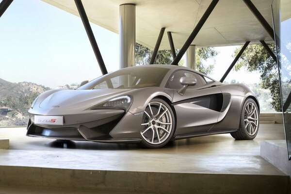 The 570S is the first car from the company's new Sports Series — and it's mission is to bring in a whole new group of customers.  Read more: http://www.businessinsider.com/mclaren-570s-sports-series-is-here-to-challenge-ferrari-and-lamborghini-2015-3?op=1#ixzz3VzNwJ385