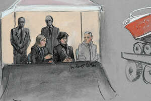 Boston Marathon bomber's lawyers rest case - Photo