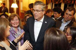 Jeb Bush defends Indiana law as he seeks Bay Area funds - Photo