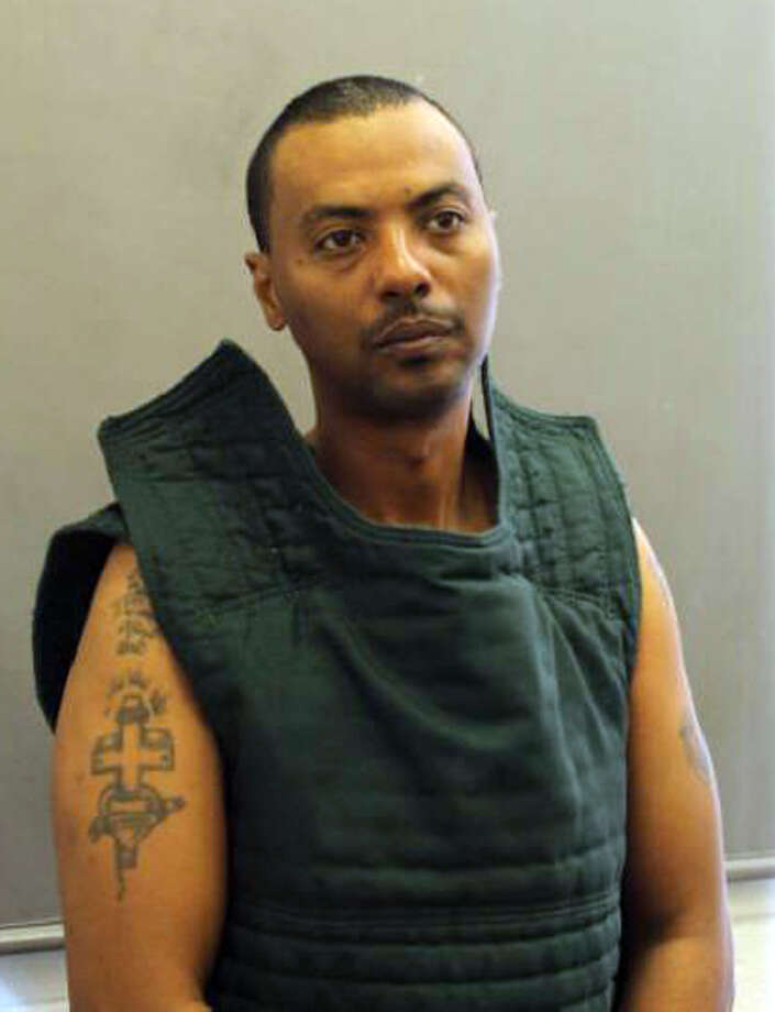 Wossen Assaye, a prisoner who overpowered a guard at a Virginia hospital, took her gun and escaped custody, was captured in Washington, D.C., after carjacking two vehicles and a nine-hour search. Photo: Associated Press / Fairfax County Police Department