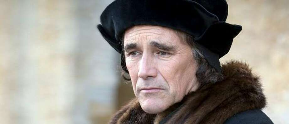 "PBS Mark Rylance stars as Oliver Cromwell in the PBS miniseries ""Wolf Hall"" on ""Masterpiece Theatre"" starting Sunday."