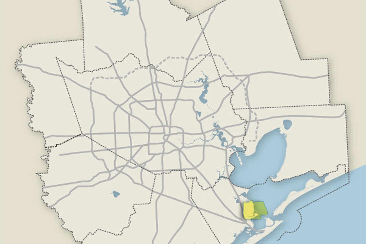 29. Texas City ISD College-readiness score:65