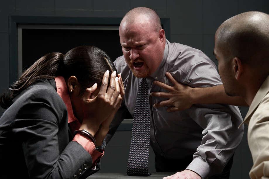 Hollywood's best interrogation scenes Photo: Darrin Klimek, Getty Images / (c) Darrin Klimek
