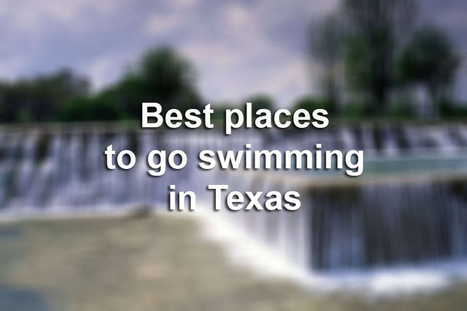 Here are some of the best places to go swimming in Texas. We've included information about location, commute time and links to more information. Photo: Photo By Tyler White