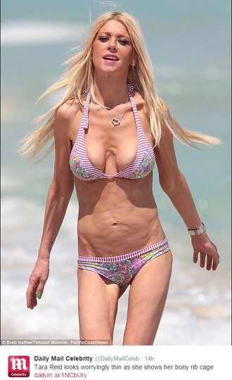 Tara Reid Photos Of The Star In A Bikini In Miami Caused