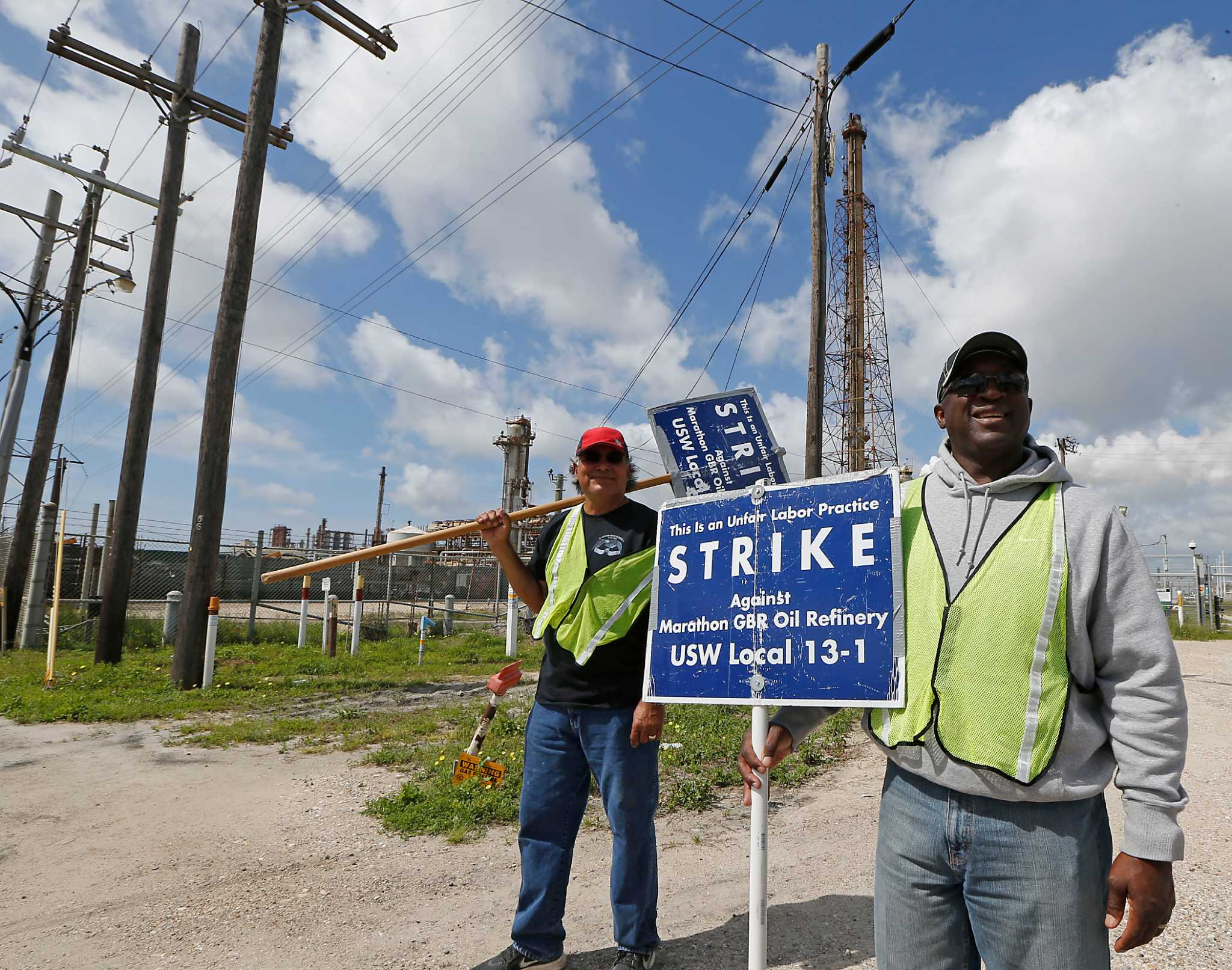 For a number of workers, the strike has yet to end ...