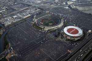 Alameda County wants out as A's, Raiders' Coliseum landlord - Photo