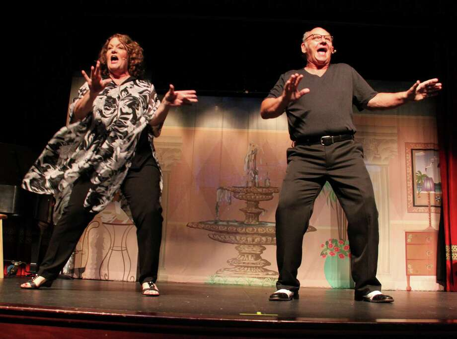 âÄúAssisted Living,âÄù a musical that celebrates the pleasures and perils of growing older, will be presented at the Danbury Palace on Saturday, April 18. Photo: Contributed Photo / The News-Times Contributed