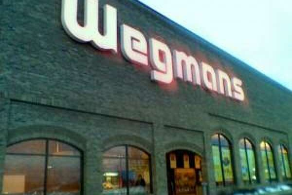 Wegmans in Clay. ( Sean Maguire / Special to the Times Union)