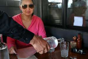 "How restaurants are dealing with ""Water served only on request."" - Photo"